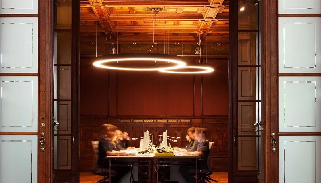 Lighting concept u lumoplan