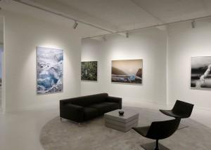 Galerie Najjar ist Kunde der Lichtplanung Lumoplan